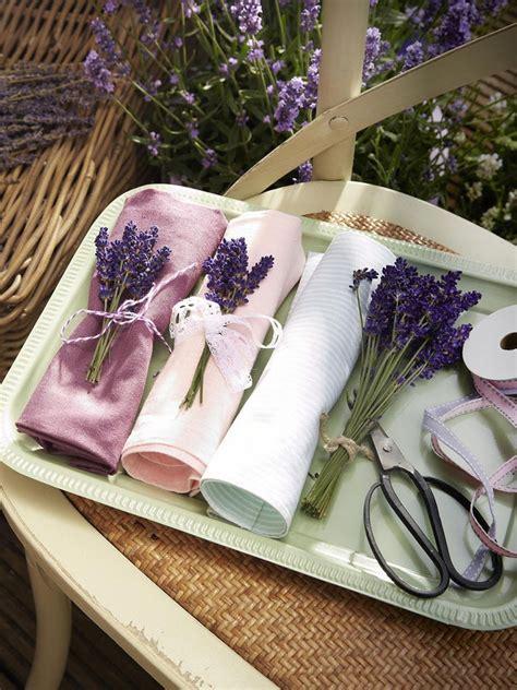 Tischdeko Mit Lavendel by Tischdeko Mit Lavendel Speisen Wie In Der Provence