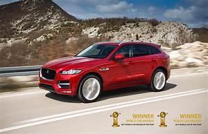 Jaguar 4x4 Prix : la jaguar f pace lue voiture de l 39 ann e et plus belle voituresuivez l 39 actualit de mapauto ~ Gottalentnigeria.com Avis de Voitures