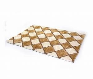 Tapis Shaggy Blanc : tapis shaggy brun blanc 120 x 170 cm pegane comparer les prix de tapis shaggy brun blanc 120 x ~ Preciouscoupons.com Idées de Décoration