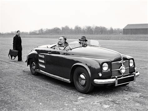 Rover Jet 1 Prototype (1950)  Old Concept Cars