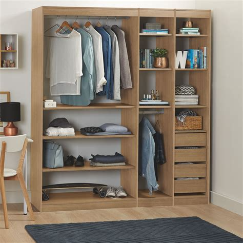 Bedroom Wall Storage Cabinets Clever Bedroom Storage