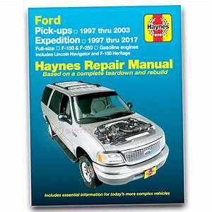 Ford Expedition Haynes Repair Manual Xlt El Xls Eddie