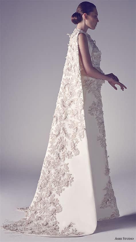 ashi studio spring  couture collection wedding inspirasi