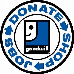 """""""Donate Stuff... Goodwill"""