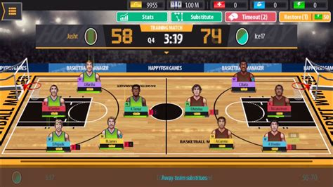 dream  basketball manager app store preview