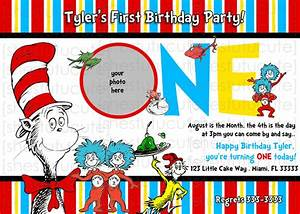 how to make dr seuss birthday party invitations ideas With dr seuss birthday card template
