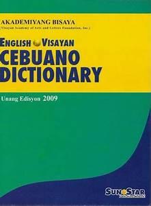 English–Visayan Cebuano Dictionary by Akademyang Bisaya