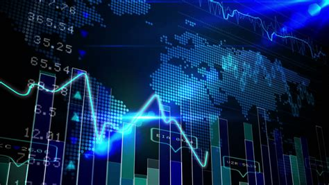 Digital Technology Business Wallpaper by Forex Stock Market Abstract Background Finance Chart