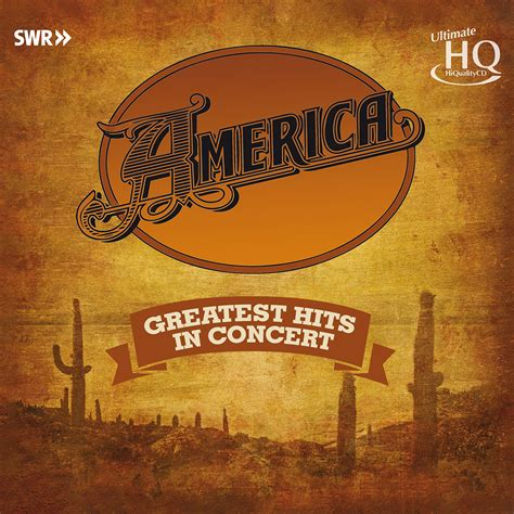 Greatest Hits - In Concert (UHQCD) - America - Album :: in ...