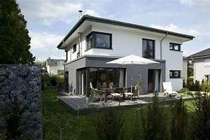 Moderne Hausfassaden Fotos : fassadengestaltung modern pultdach haus deko ideen ~ Orissabook.com Haus und Dekorationen