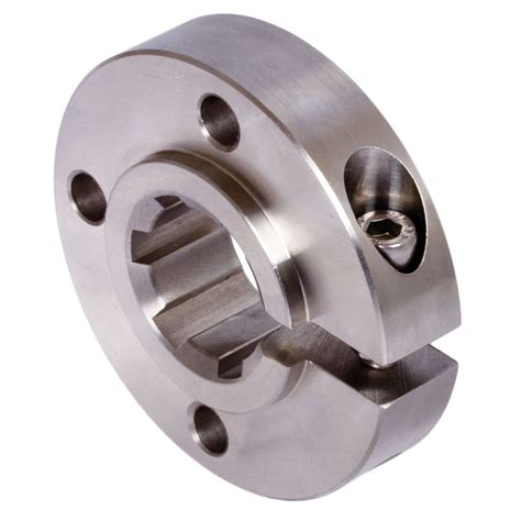 rigid shaft coupling maedler gmbh  splined hubs flange