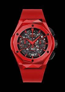 Crimson Timed: Hublot Classic Fusion Chronograph Orlinski ...  Classic