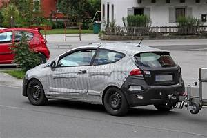 Ford Fiesta 7 : 2018 ford fiesta mk7 spied towing its little heart out ~ Melissatoandfro.com Idées de Décoration