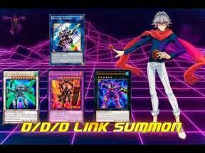 testing deck ddd link summon abril april 2017 duels