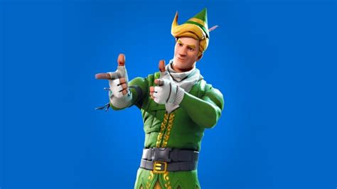codename elf fortnite battle royale