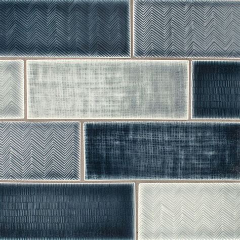 blue ceramic subway tile best 25 ceramic tile backsplash ideas on 4803