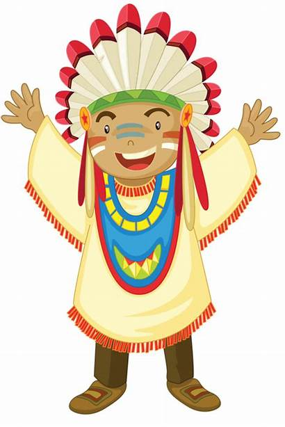 Clipart Indian Native American Indians Clip Illustration