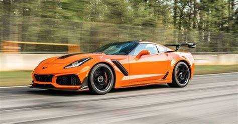 Here Are The 10 Fastest American Cars Ever Made   HotCars