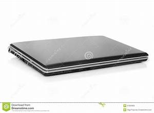 Closed Laptop Royalty Free Stock Photo - Image: 21684805