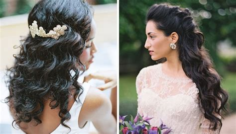 """Say """"i Do"""" To These Unconventional Wedding Hairstyles"""