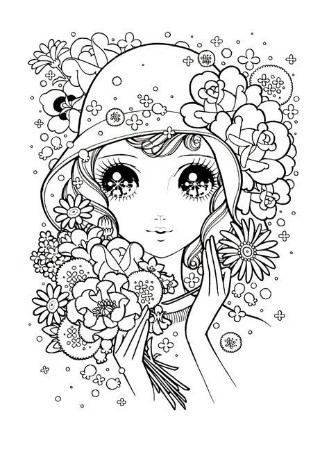 高橋真琴のファッションぬりえ ミツキ・ma・ウスの小さな世界