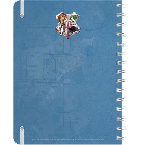 harry potter weekly note planner