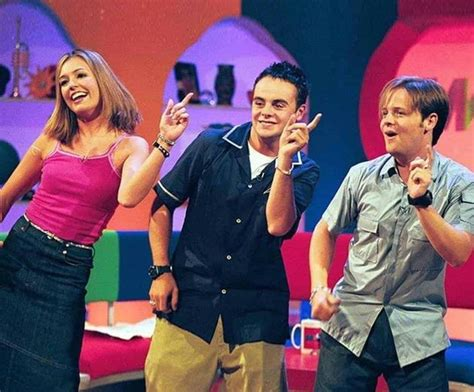 Ant, Dec And Cat Deeley Share First Look At SM:TV Reunion ...