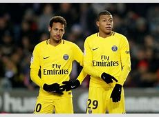 'Mbappe Fought With Neymar In Dressing Room' Mother
