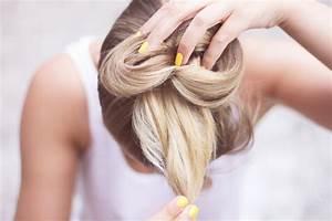 Tuto Coiffure Cheveux Court : tuto coiffure noeud lady gaga cheveux court ~ Melissatoandfro.com Idées de Décoration