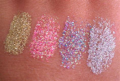 RetroUrbanRainbow: NYX Glitter!!!!