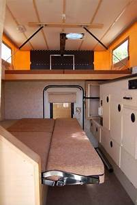 Truck Camper Interior Photos