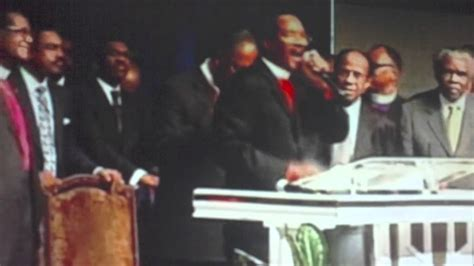 cogic leadership conference wednesday night service
