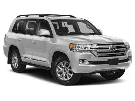 2019 Toyota Land Cruiser Info, Pricing, And Images Red