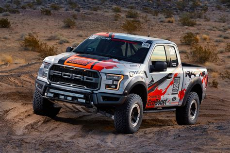 Of A 2017 Ford Raptor 2017 ford f 150 raptor road race ready