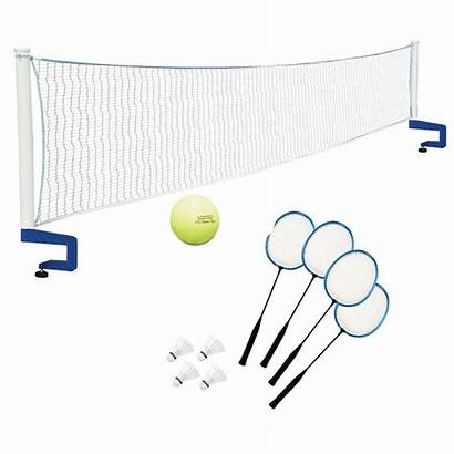 Volleyball Ground Above Badminton Poolmaster Pool Bracket