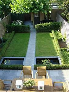 Petit Jardin Moderne : comment am nager un petit jardin id e d co original ~ Dode.kayakingforconservation.com Idées de Décoration
