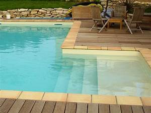 Beton Ciré Piscine : piscines traditionnelles marinal choisir son escalier de piscine ~ Melissatoandfro.com Idées de Décoration