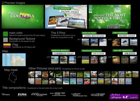Travel Agency Advert Videohive Free Download After Effects Template by Travel Agency Promotion After Effects Project Videohive