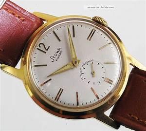 Retro Uhr Damen : stowa parat watch damen herren uhr 1950 60 handaufzug lagerware nos vintage 51 ~ Markanthonyermac.com Haus und Dekorationen