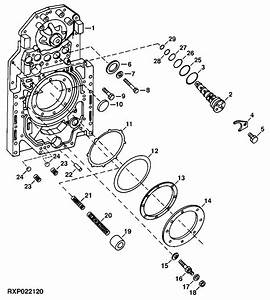 Ford 850 Tractor Electrical Diagram