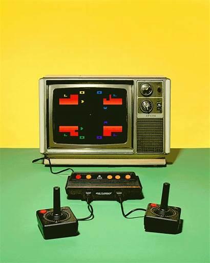 Atari Games Console York Preservation Bytes Bits