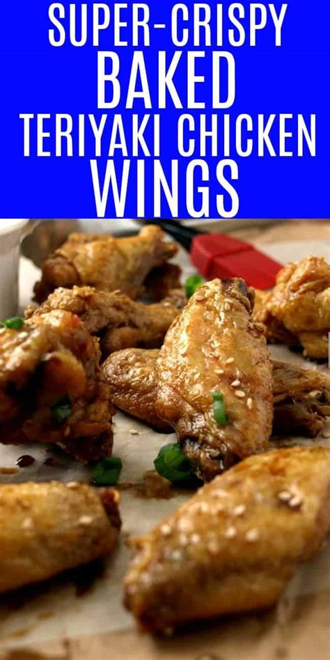 These sticky teriyaki wings are always a hit on game day, especially for those who prefer sweet over heat. Teriyaki Chicken