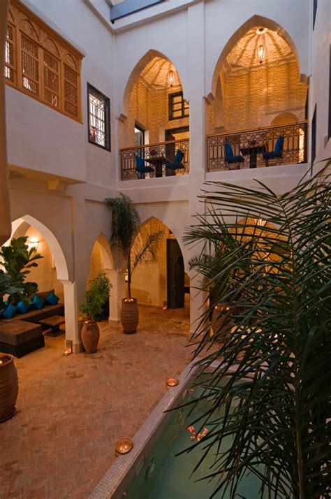 riad cinnamon luxury riad  marrakech morocco book