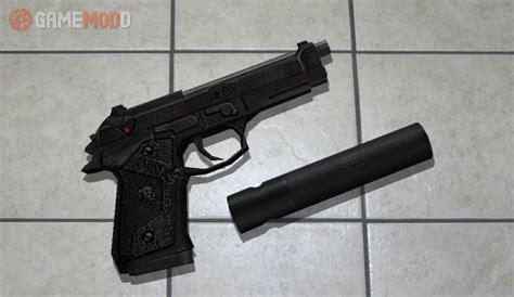 beretta  fs cs  skins weapons usp gamemodd