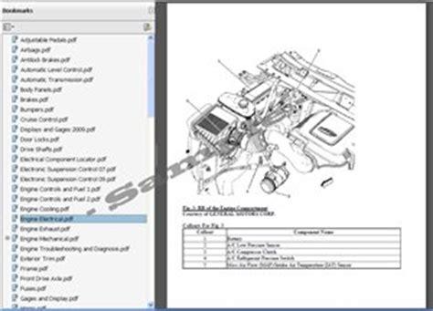 free auto repair manuals 2008 cadillac srx on board diagnostic system cadillac srx service repair manual 2004 2008 automotive service repair manual