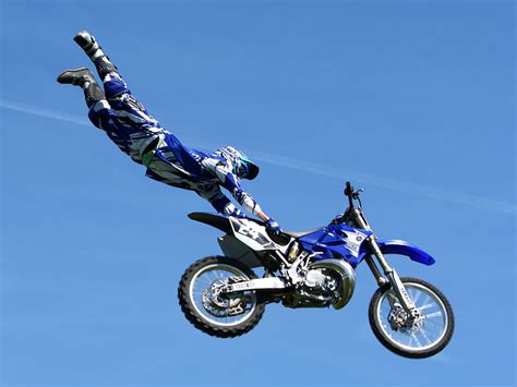 Freestyle Motocross Scott May 39 S Daredevil Stunt Show