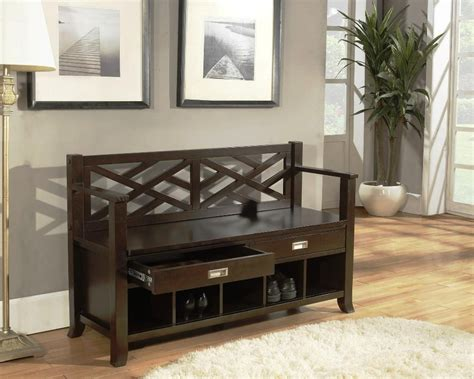 Entryway Storage Bench Ikea Seat — Stabbedinback Foyer