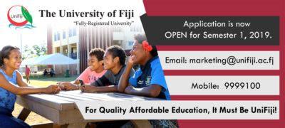 university fiji fully registered university