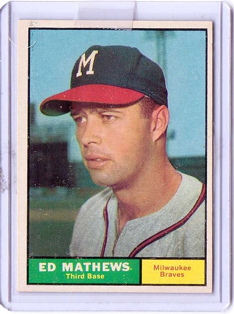 Subscribe subscribed unsubscribe 294 294. TOPPS 1961 near mint condition | Baseball, Baseball card ...