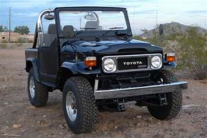 1982 TOYOTA LAND CRUISER CUSTOM 4X4 - 96587